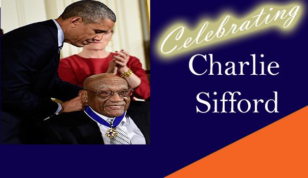 Celebrating Charlie Sifford