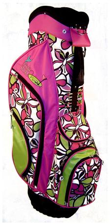 Hybrid Designer Ladies Golf Bags By Birdie Babe Golf