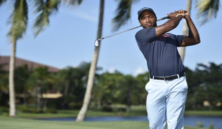 Clay Myers Joins The Big Break The Palm Beaches Fl African American Golfer 39 S Digest