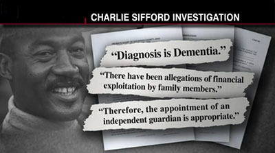 Son, Daughter-In-Law of Late Charlie Sifford Indicted For ...