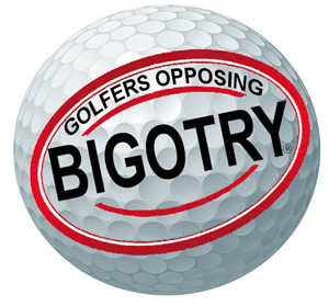 Golfers Opposing Bigotry-300