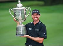 Jimmy Walker from Boerne, Texas, 2016 PGA Championship Winner