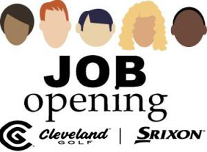 job-opening cleveland golf srixon
