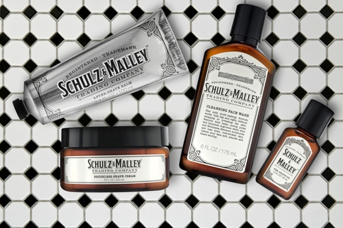 Schulz & Malley Trading Company Shaving Products   African American