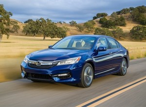 2017 Honda Accord Hybrid-c