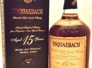 Usquaebach Scotch Whiskey
