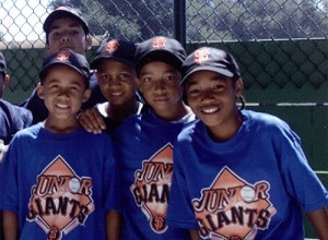 EPA T-Ball Junior Giants