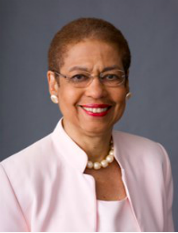 Honorable Eleanor Holmes Norton