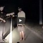 Tiger Woods Dash Cam Video DUI
