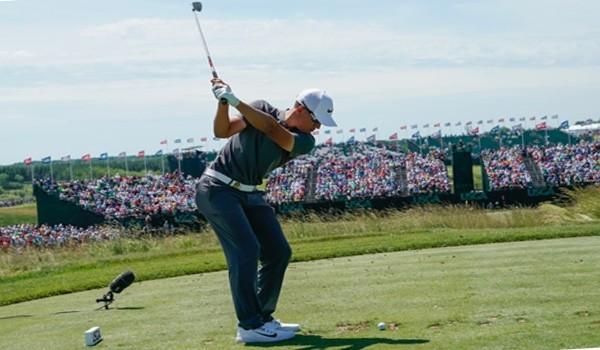 professional golfer Cameron Champ