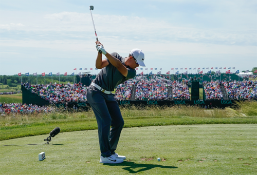Cameron Champ at 117th U.S. Open