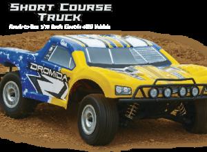 Dromida Short Course Truck