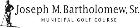 Joseph Bartholomew Golf Course logo
