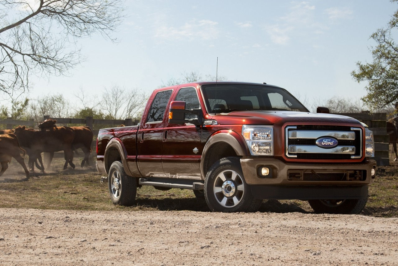 2017 ford f 250 king ranch powerful super duty truck