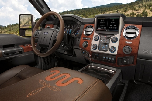 2017 Ford F-250 King Ranch Powerful Super Duty Truck | African American Golfer's Digest