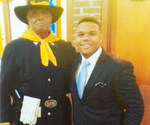 Buffalo Soldier Trooper Willie Leon McGee_Dr Kevin Murriel Sr Pastor-2-400a
