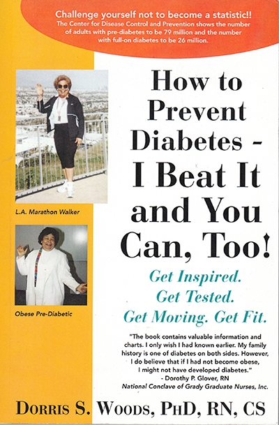 a vivid account of how to lose weight to prevent or control diabetes