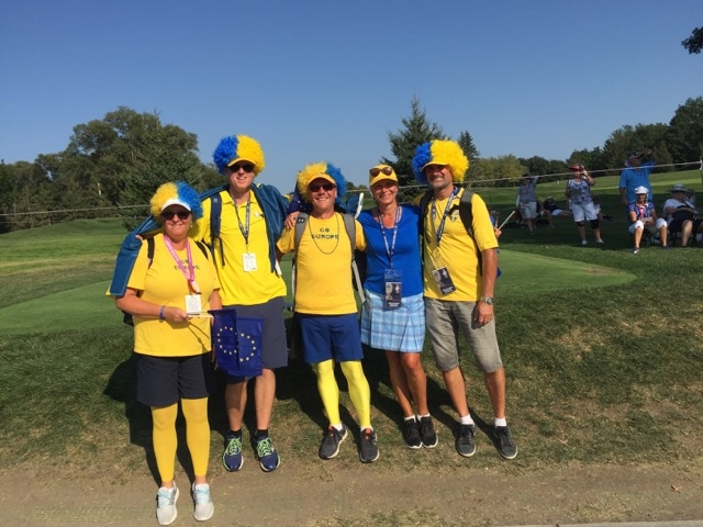 Reflections of the 2017 Solheim Cup, West Des Moines, Iowa