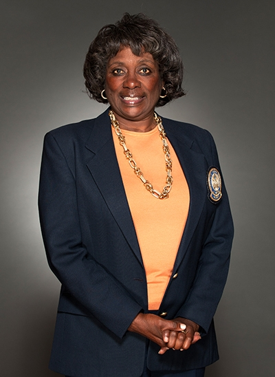 PALM BEACH GARDENS, FLORIDA - NOVEMBER 13: Renee Powell during the 99th PGA Annual Meeting at PGA National Resort & Spa on November 13, 2015 in Palm Beach Gardens, FL. (Photo by Montana Pritchard/The PGA of America) Northern Ohio