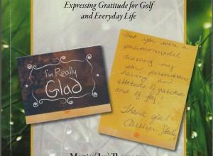 Gratitude Journal For Golfers
