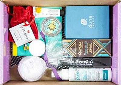 The Mom Gift Box