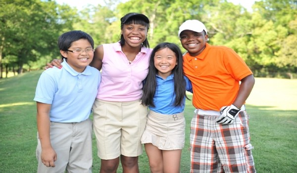 Diversity in golf benefits youth and adults