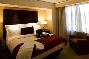 Mount Airy Casino Resort, Pocono Mountains, Pennsylvania deluxe sleeping room