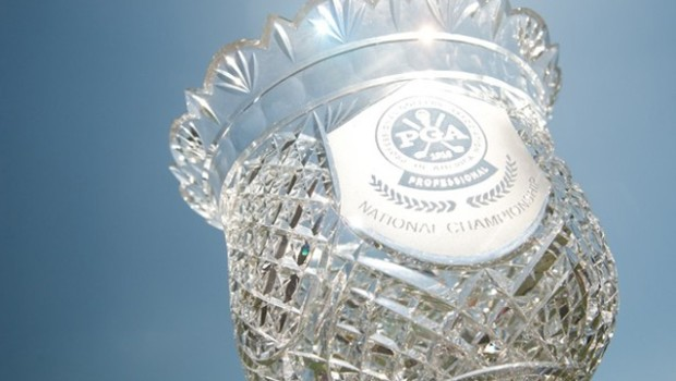 PGA Professional National championship trophy