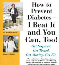 a vivid account of how to lose weight and control of eliminate diabetes