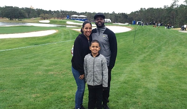 Family fun is a part of the Diamond Resorts Invitational