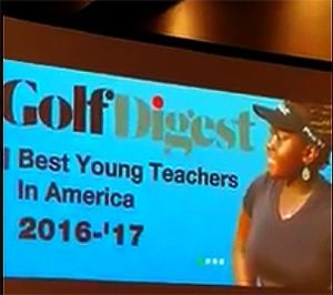 Mackenzie Mack, PGA/LPGA, Recognized with Two Top Leadership