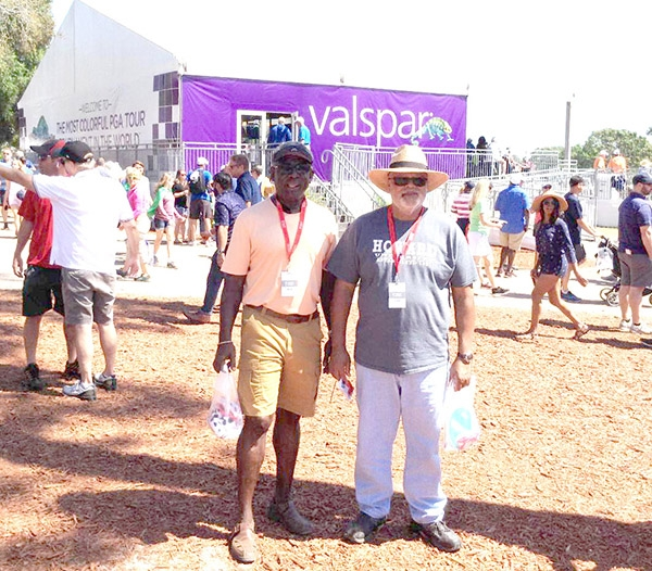 "Meet ""Pillars Of The Community"" at the 2019 Valspar Championship"
