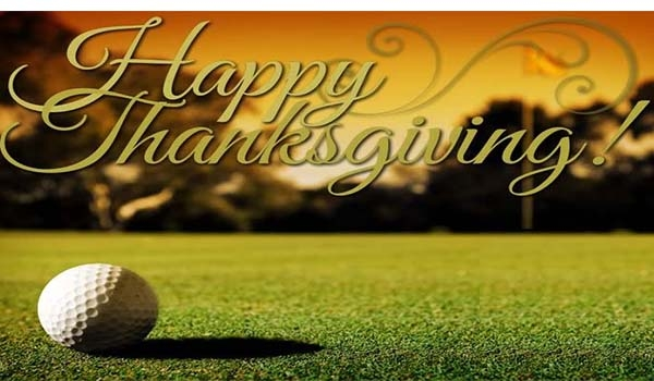Happy Thanksgiving! | African American Golfer's Digest