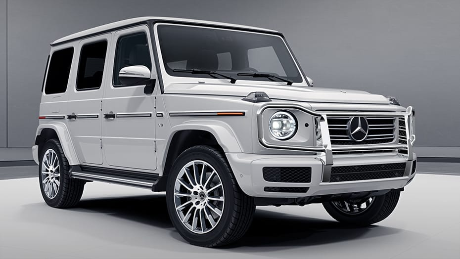 Mercedes-Benz G-Class 550 SUV for 2020 | African American ...